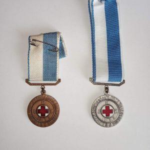 Μετάλλια Ερυθρού Σταυρού 1965
