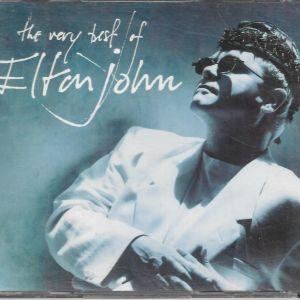 2 CD / THE VERY  BEST OF ELTON JOHN