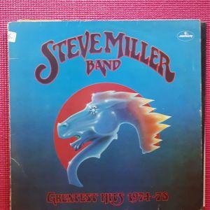 STEVE MILLER BAND (βινυλιο/δισκος classic rock/pop)
