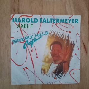 "Harold Faltermeyer - Axel F (7"" 45RPM Single)"