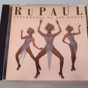 Rupaul - Supermodel of the world cd album