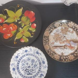 πιάτα διακοσμητικά