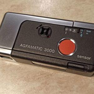 Agfa Agfamatic 3000 pocket camera