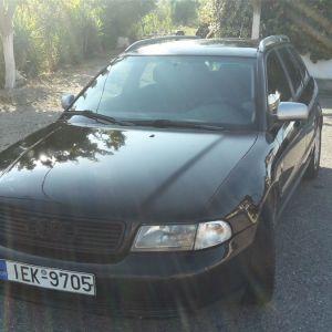 Audi A4 '01 α4 1.8 S LINE