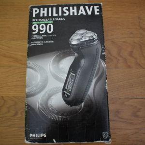 ΞΥΡΙΣΤΙΚΗ ΜΗΧΑΝΗ PHILIPS HS 990