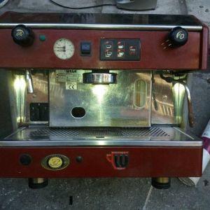Καφετιερα WEGA για Espresso Capuccino