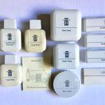Συλλογή από δείγματα ξενοδοχείων εποχής '80-'90.