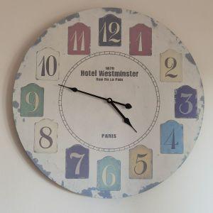 Ρολόι τοίχου, Rue De La Paix