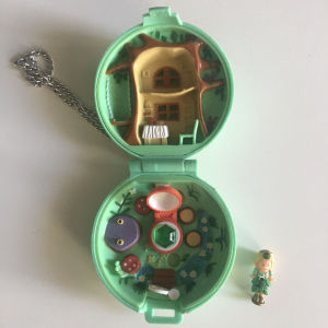Polly Pocket Jeweled Forest
