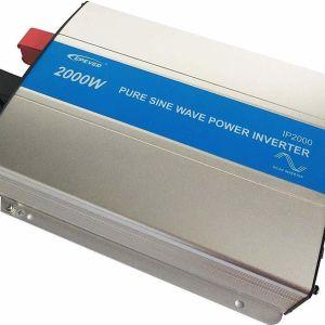Inverter 2000W 24VDC->230VAC.