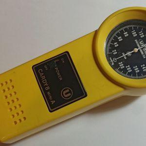 Πιεσομετρο Cardy 8 Mini A σε καλη κατασταση
