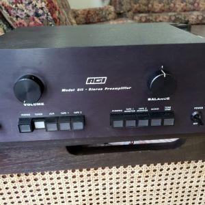 Προενισχυτης   AGI Model 511 Class A Audiophile