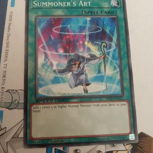 Summoner's Art