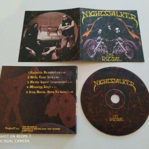 NIGHTSTALKER - THE RITUAL CD