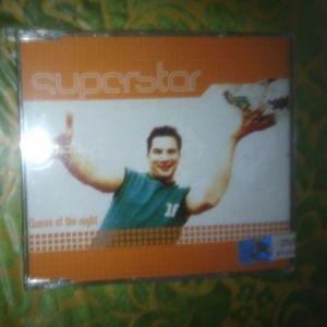 CD MAXI ΣΦΡΑΓΙΣΜΕΝΟ-SUPERSTAR-QUEEN OF THE NIGHT