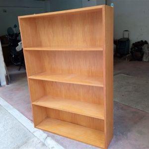 Βιβλιοθήκη - ραφιερα ξύλινη
