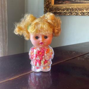 Vintage Κούκλα με καραμέλες Vero