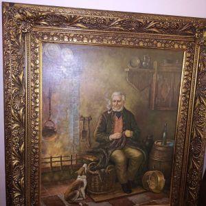 Παλαιοί Πινακες ζωγραφικης