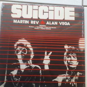 SUICIDE (βινυλιο/δισκος alternative rock/electronic)