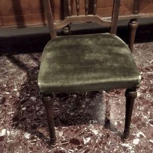 Καρέκλες με σούστες