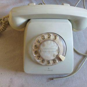 Παλιο τηλεφωνο Siemens