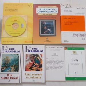 7 βιβλία στην ιταλική γλώσσα