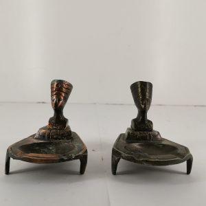 2 τασάκια Φαραώ εποχής