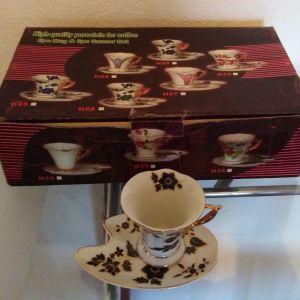 Φλιτζάνια για καφέ πορσελάνη made in Japan