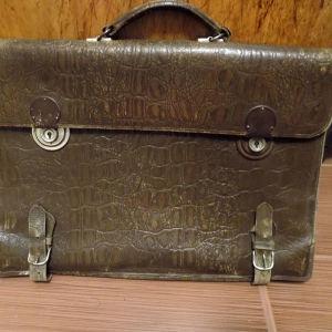 σχολικη σακα vintage