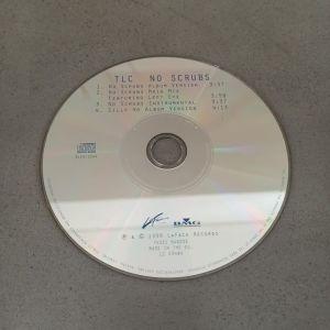TLC - No Scrubs [CD Single] - ΧΩΡΙΣ ΘΗΚΗ