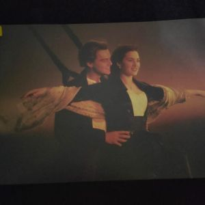 Συλλεκτικη Αφισα Titanic Leonardo And Kate Winslet