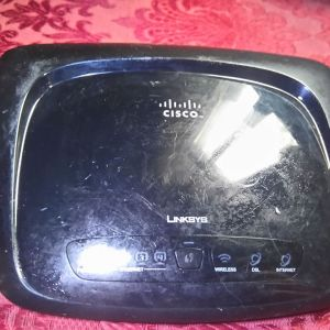 ROUTER OPOS LINKSYS RY CISC0