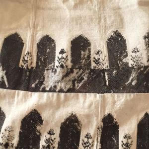 Ταγάρι από ποδόγυρο παραδοσιακής φορεσιάς