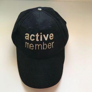 Καπέλο Active Member συλεκτικό.
