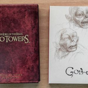 The Lord of The Rings The Two Towers Special Extended DVD Edition - ΔΩΡΕΑΝ ΑΠΟΣΤΟΛΗ ΠΑΝΕΛΛΑΔΙΚΑ