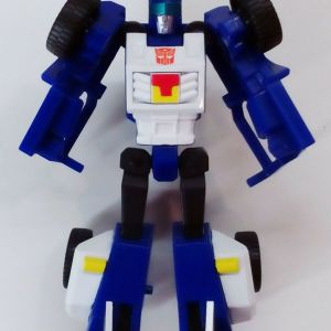 TRANSFORMERS UNIVERSE RID BEACHCOMBER LEGENDS CLASS USED 100% COMPLETE