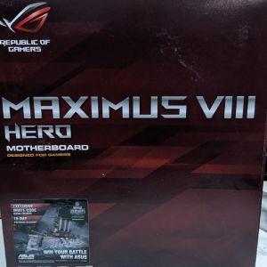ΜΗΤΡΙΚΗ ASUS MAXIMUS VIII HERO