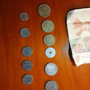Διαφορά νομίσματα