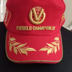 silektiko kapelo Michael Schumacher