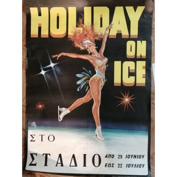 HOLIDAY ON ICE afisa