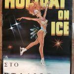 HOLIDAY ON ICE αφίσα