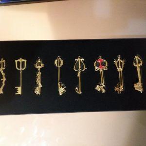 8 Κλειδια Οπλα Kingdom Hearts