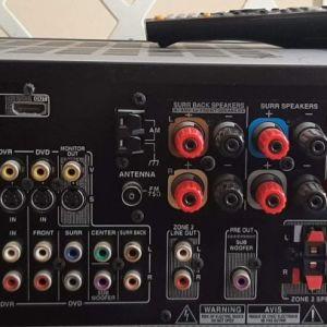 Ενισχυτής Onkyo TX-SR576 Specs