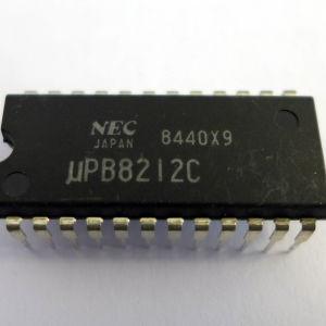 ΟΛΟΚΛΗΡΩΜΕΝΟ NEC μPB8212C JAPAN