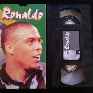 VHS Maradona / Platini / Ronaldo / Van Basten