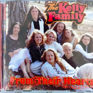 The Kelly family - From their hearts (cd album)