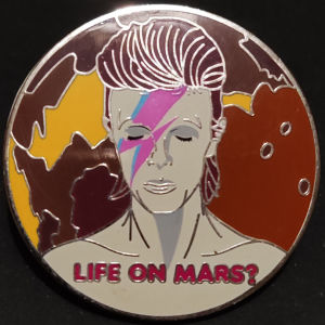 Pin David Bowie