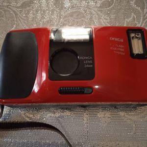 Φωτογραφική μηχανή.