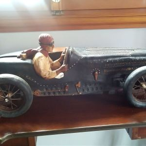 Bugatti 1920. Αγωνιστικό παιχνίδι