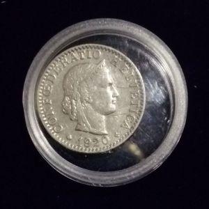 Ελβετικό κέρμα.